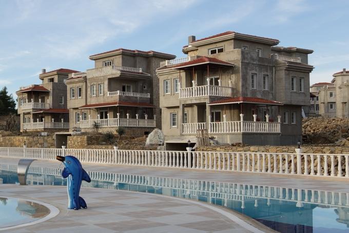 Новые дома в Турции